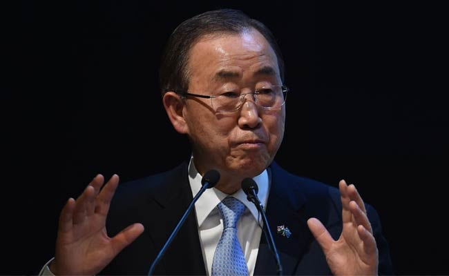 Europe Must do More to Help Migrants: UN Chief Ban Ki-Moon