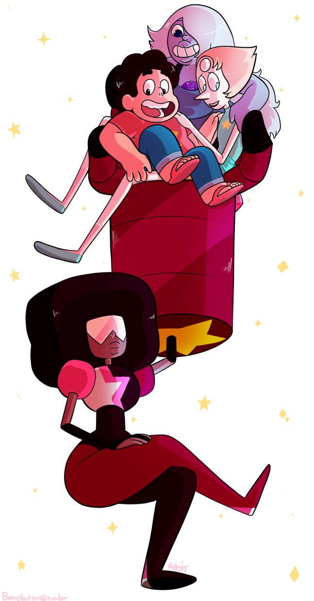 Steven Universe fanart yo!