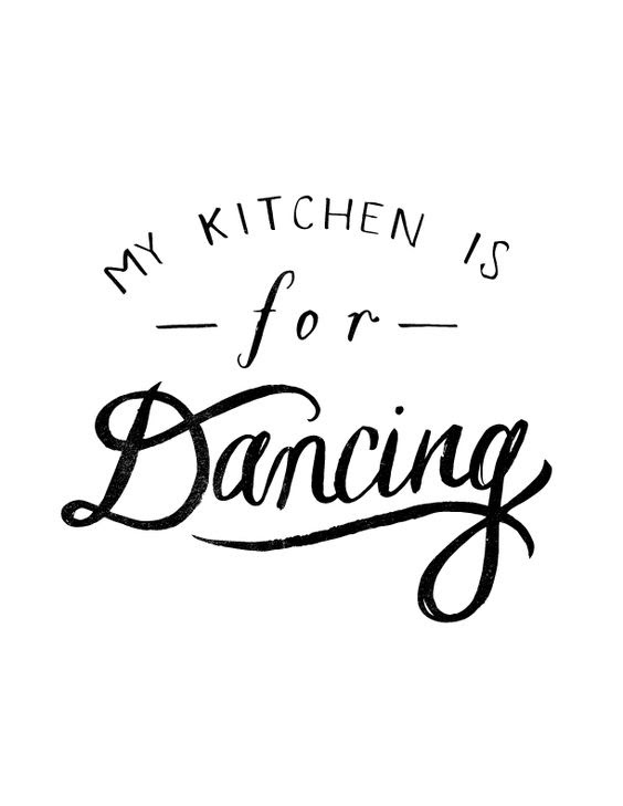 25 Kitchen Quotes – Skinny Ninja Mom