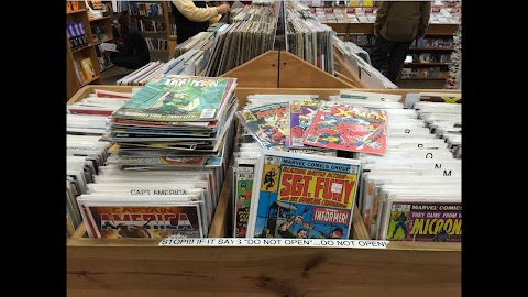 How Much Does Half Price Books Pay For Comics
