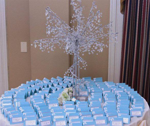 Weddingbee Photo Gallery: Wedding Centerpiece Rentals