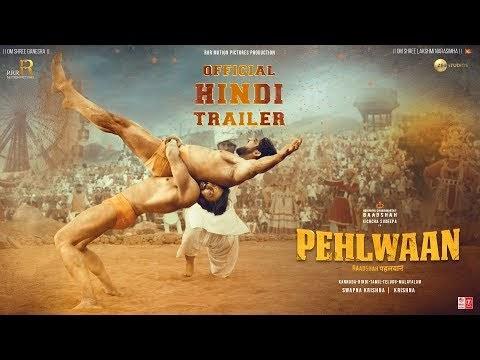 Pehlwaan Hindi Trailer