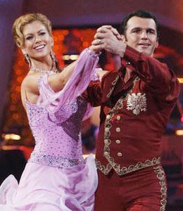 Kathy Ireland Leaves 'Dancing With The Stars'