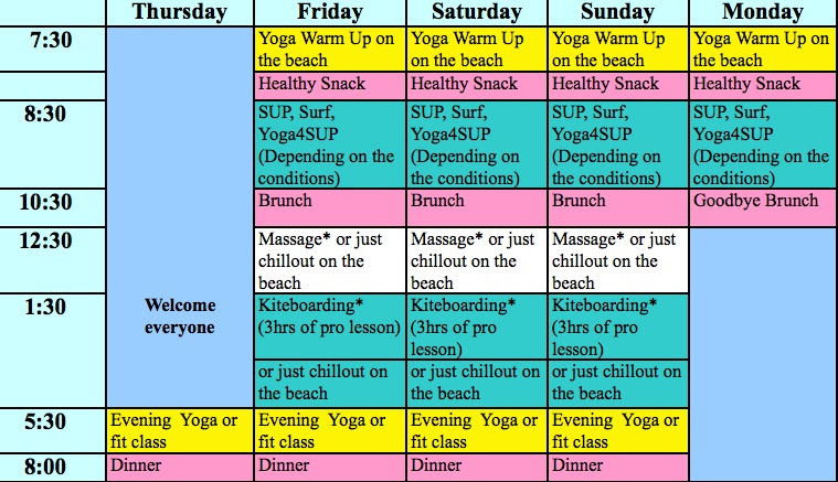 Daily Timetable For Maid