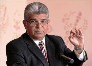 El ministro de Seguridad Pública de Panamá, José Raúl Mulino. EFE/Archivo