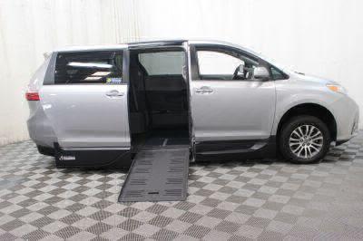 2018 Toyota Sienna Wheelchair Van For Sale 49999 Stock
