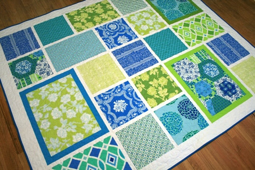 Loulouthi Tiles Quilt