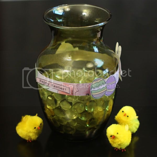 Easter Vase 1
