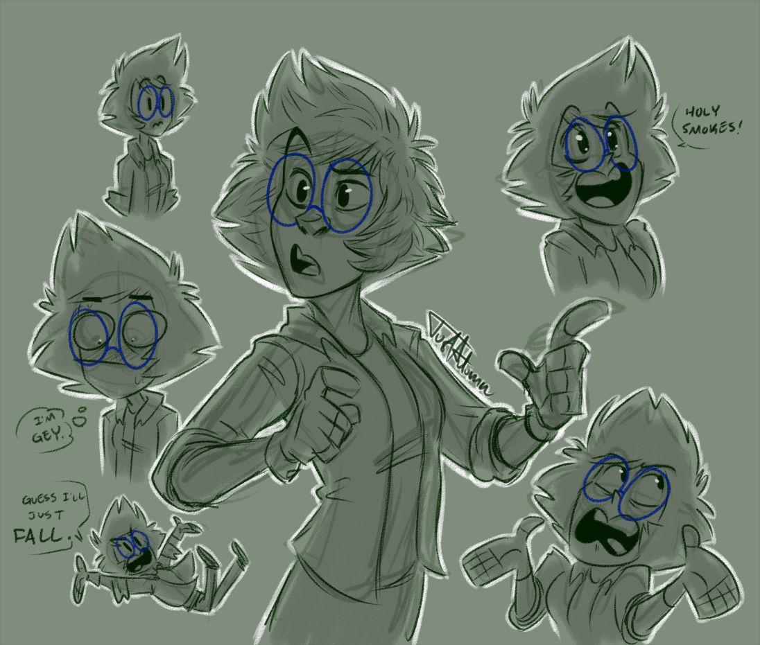 havent sat down and drawn my human peri in a while so here she is!
