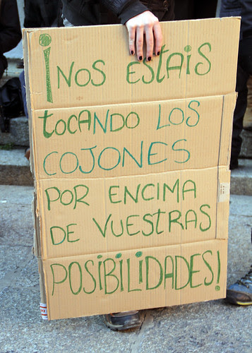 23 F MAREA CIUDADANA LEÓN UNIDOS CONTRA LOS RECORTES Y POR LA DEMOCRACIA by juanluisgx