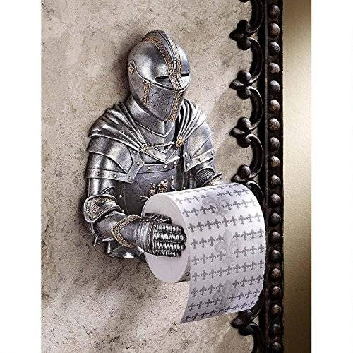 10 Unique Toilet Paper Holder Designs That Your Bathroom Needs