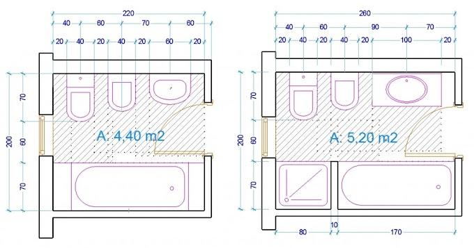 Straordinario Fresco Dimensioni Minime Vasca Da Bagno 15