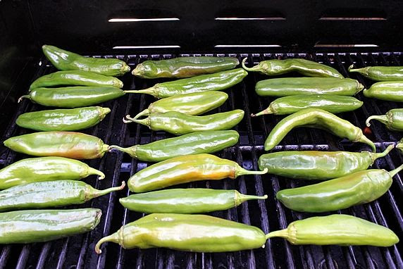 How to Roast and Peel Peppers. TheYummyLife.com