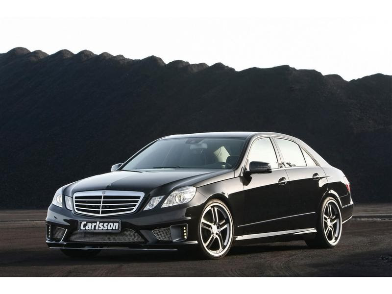 2010 MercedesBenz E350 4MATIC Images. Photo 2010CarlssonMercedesECK63RS061024.jpg
