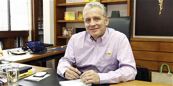 Carlos Mario Giraldo, presidente del Grupo Éxito, dialoga con EL TIEMPO y explica las expectativas de la empresa para el presente año.