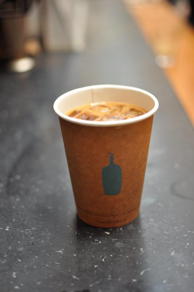 blue bottle iced coffee