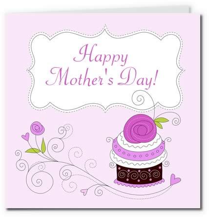 Alegres Tarjetas para el Día de la Madre para Imprimir Gratis. 5 ...
