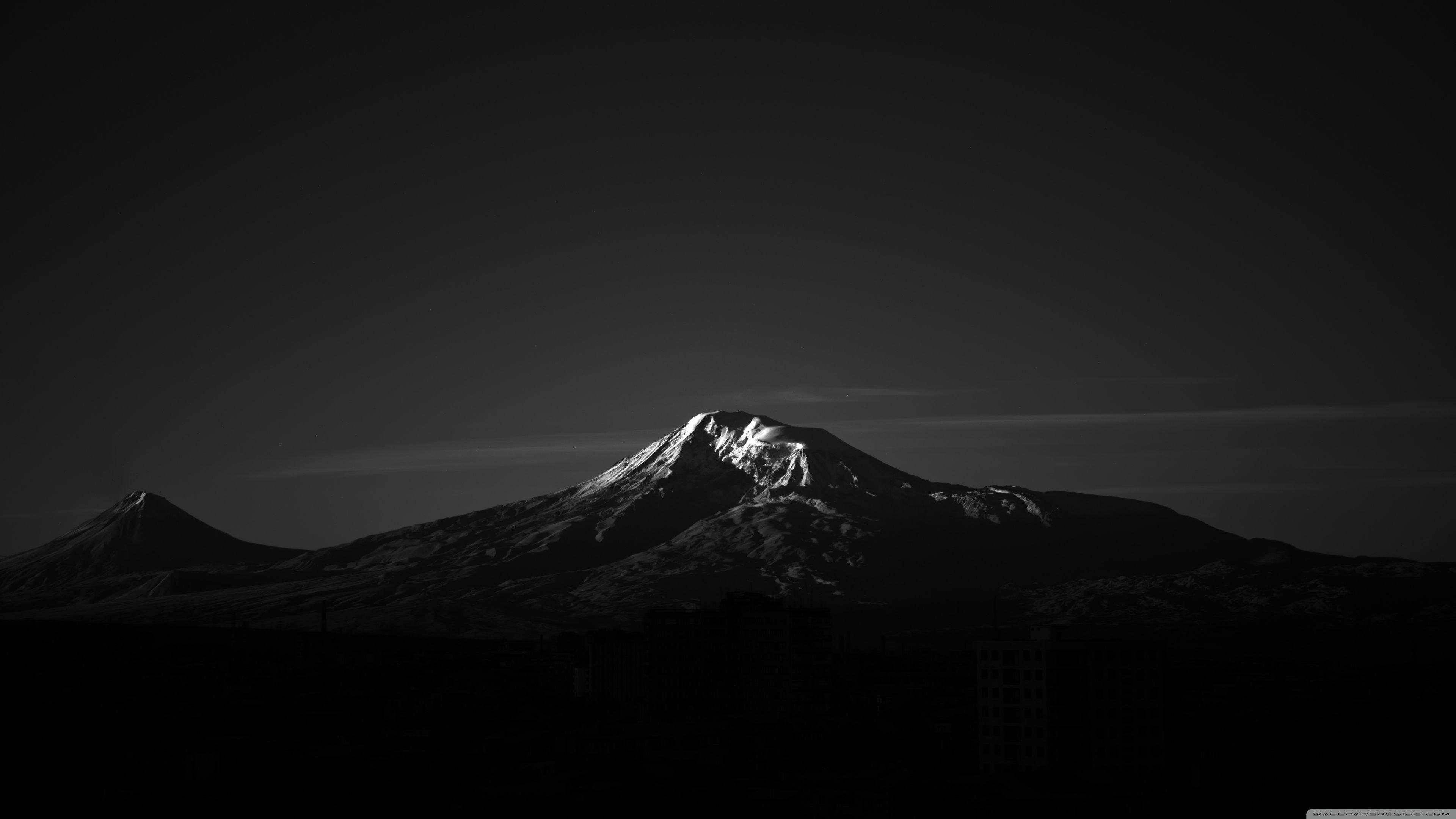 4K Black and White Wallpaper (48+ images)