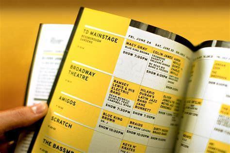 Saskatchewan Jazz Festival program book, by Firebelly