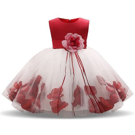 Toddler Girl First Birthday Dress Clothing Infant Princess