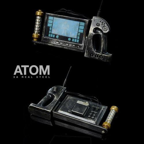 atom-real-steel