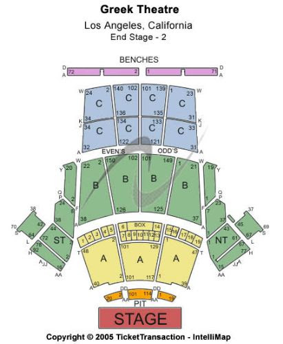 Greek Theater Seating Chart Happy Living