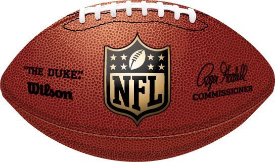 NEW OFFICIAL WILSON quot;THE DUKEquot; LEATHER NFL FOOTBALL  eBay