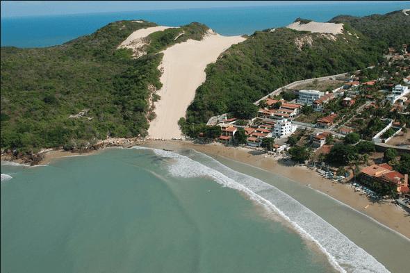Aquecimento global, gentrificação e o fim da praia de Ponta Negra em Natal