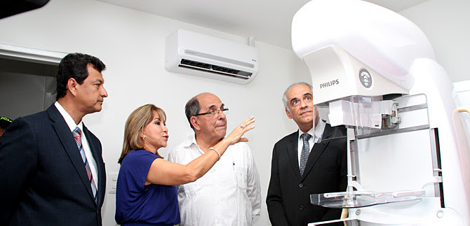 IPS La Rivera estrena nueva infraestructura, donde estará la Clínica de Mama ESE Norte