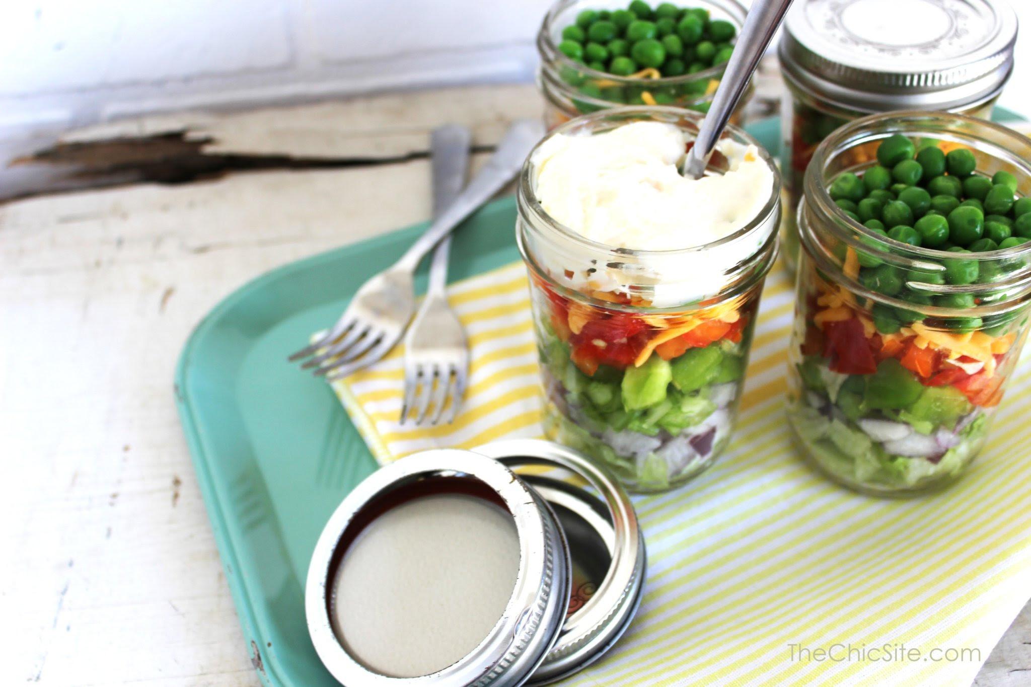 picnic salad #oneserving