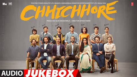 chichore   songs  mp  mb