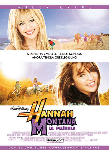 Hannah Montana: La película (Peter Chelsom, 2.009)