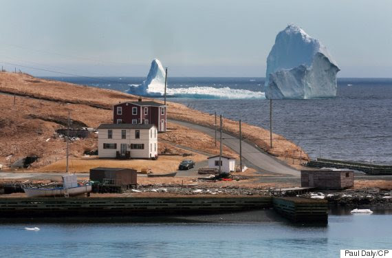 Image result for icebergs newfoundland 2017
