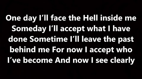 Five Finger Death Punch I Apologize Lyrics