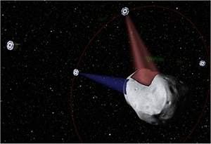 Empresa lança projeto para fazer mineração em asteroides