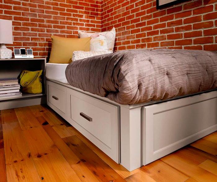 Nimbus Maple Cabinet Finish - Kitchen Craft Cabinetry