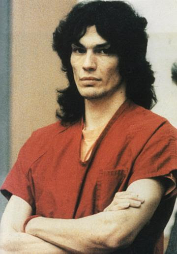 """RicardoLeyvaMuñozRamírez (1936 -) Evil:The LAPD nicknamed Ramirez thenight stalker, because of his tendency to drive around in the wee hours in black clothes and stolen cars, perusing through theAngeliansuburbs looking for houses that appealed to him. But the wordstalkerhardly captures what savagery Ramirez unleashed once he found his way into those houses. He shot every man, raped and chopped up every woman, leaving behind a mess of lost limbs, pentagrams and AC DC memorabilia for the forensics to pick through.From March to August 1985 he terrorized the greater LA area, killing 15 people (some say, a conservative estimate).""""I am evil,""""Ramíreztold an interviewer shortly after his capture. Adding, with a mournful undertone, """"but not 100%.""""In the six months thatpreceededhis capture, Ramirez did everything in his power to achieve that perfect score. He only just fell short.8/10 Fuckability:When Ramirez' case finally went to trial, the courtroom was overrun by screechingfemale admirers, and while one can fault them for their lack of self-control one cannot argue with theiraesthetictaste. Richard Ramirez was possessed by ferocious good looks.Everything about him appeared untame. He seemed robust enough to run through a wall, but, at the same time, vulnerable, at the mercy of his every whim — a wild beauty born of chaos and untreatable desire.7/10"""