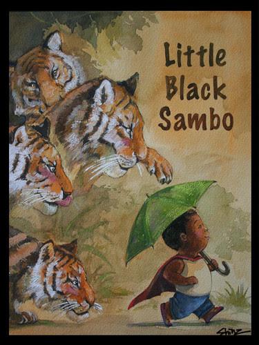 Little Black Sambo cover