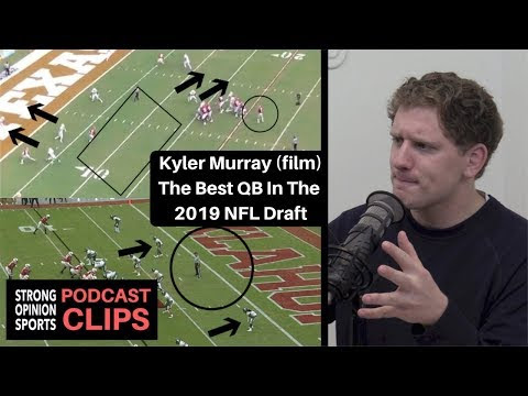 Kyler Murray Film Analysis (Best QB In The Draft)