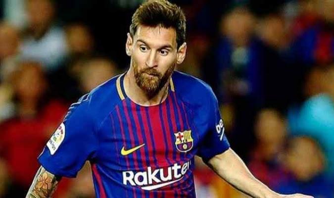 Messi / Cortesía