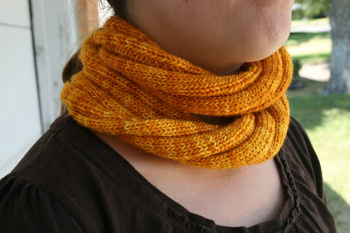 Looped Loop Cowl