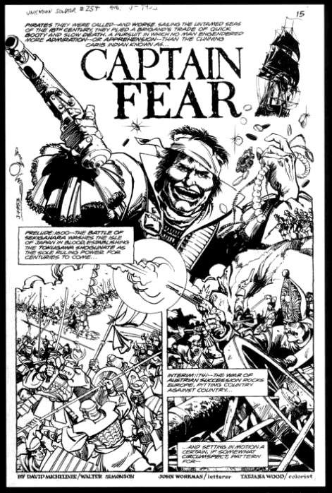 Captain Fear
