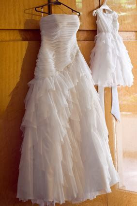 Why Grooms Should Make the Wedding Dresses   A Brick in