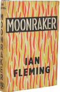 Moonraker by Ian Fleming, 1955