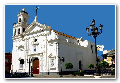 iglesia en isla cristina