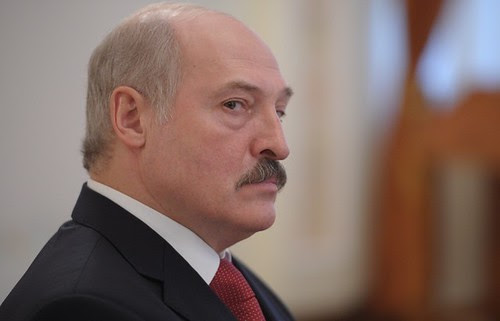 President Alexander Lukashenko of Belarus. He has said that Crimea has the right to join Russia. by Pan-African News Wire File Photos