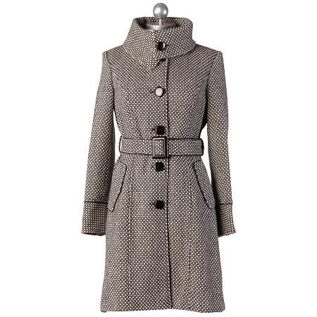 ruche_tweedle dee coat