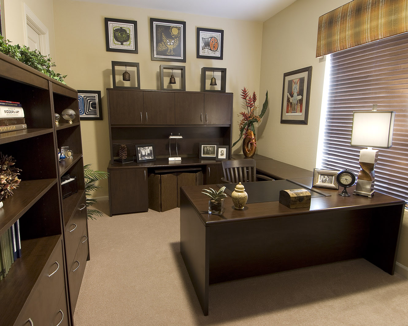 Creating YOUR Perfect Home Office! | Decorating Den ...