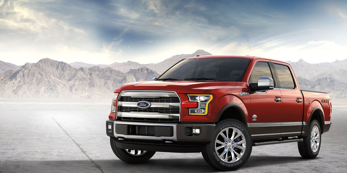 Best-selling cars and trucks in US 2017 - Business Insider