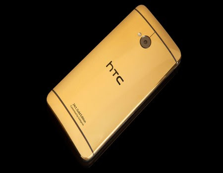 htc one goldgenie